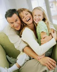 In small families, parents are more nurturing towards their children They enjoy being with their children.There is a closeness of the parent-child relatonship in small families.