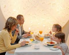 In small families,parents and children tend to do things together.From these interactions, children develop a closer and more personal relationship with their parents.Children from small families fondly remember their relationships w/their parents.