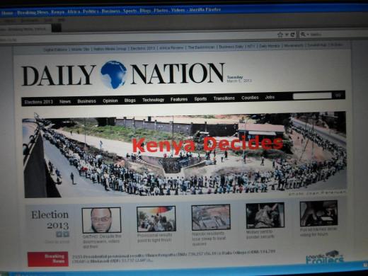 Kenya Decides