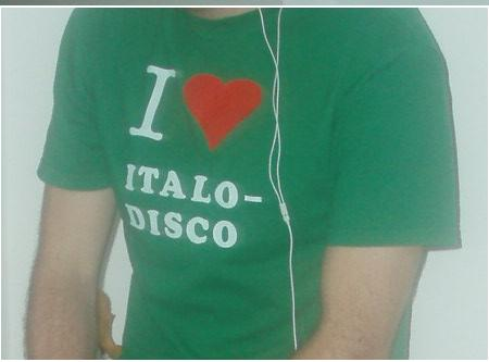 Some People take their love of Italo Disco too far