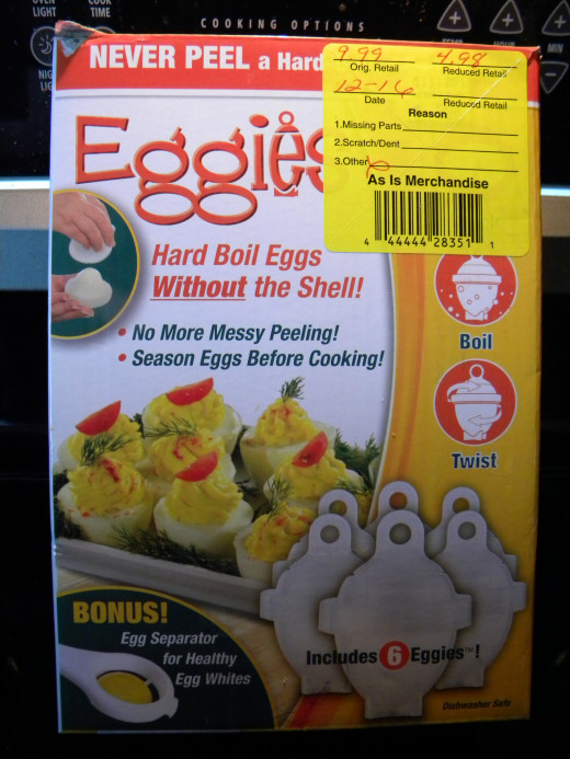Eggies - As Seen On T.V.
