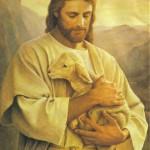 Jesus Christ is the Good Shepherd.