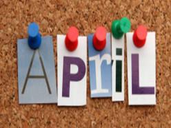 Celebrating Every Day of April