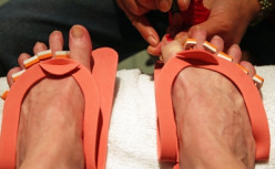 Benefits of Scrubbing your Feet Before a Self-Pedicure