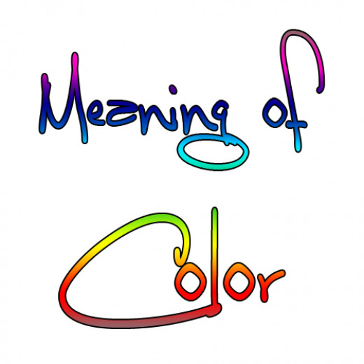 Learn the meaning of color