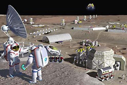 Lunar Habitats