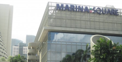 Martina Square mall