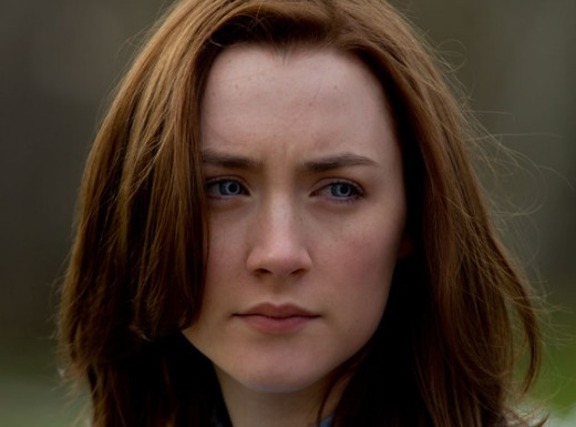 Saoirse Ronin stars as Melanie/Wanda in The Host, a story about a young woman whose body has been taken over by an alien presence