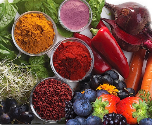 Natural Food Coloring - Homemade, Organic and Healthy | HubPages