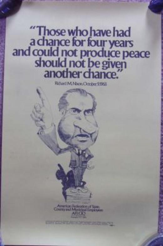 1972 Campaign Statement