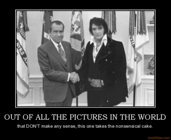 Nixon - Elvis
