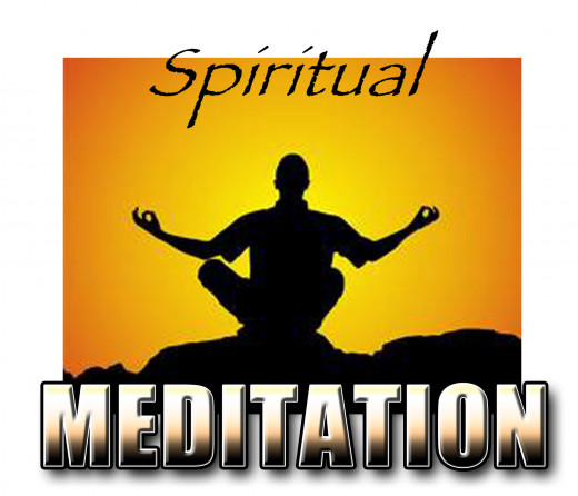 Meditation has been practice since recorded history in many different cultures  to achieve spiritual enlightenment.