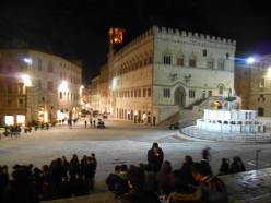 Visiting Perugia, Italy