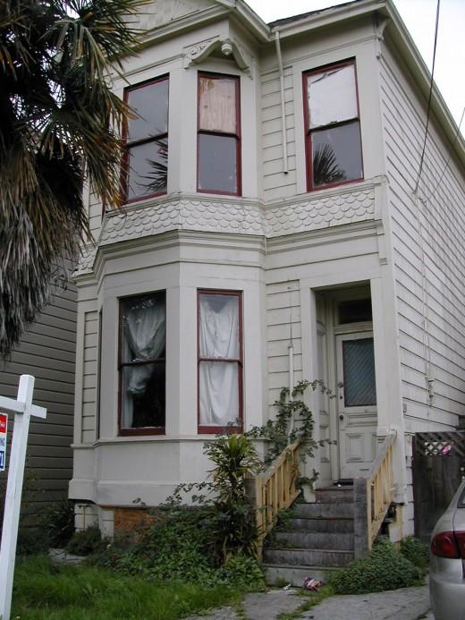 Oakland Victorian Duplex