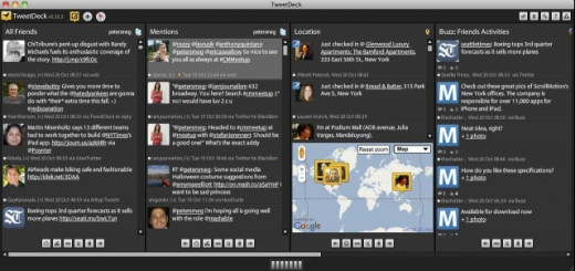 TweetDeck Social Media Management Tool