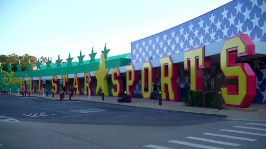 Disney's All Star Sports Resort is a great, economic place for families to stay on Disney property.
