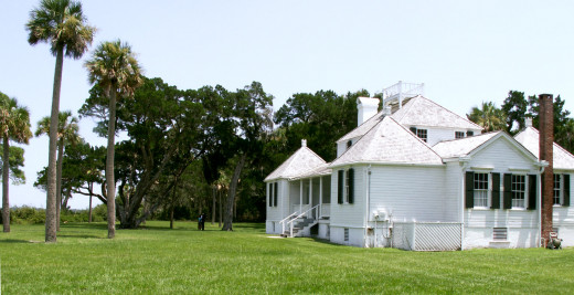 Kingsley Plantation is another great way to spend the day and learn about the rich history of the North Florida region.