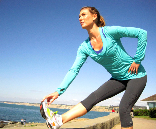 Listen to these few songs while stretching after the run. Well done on your jogging today!