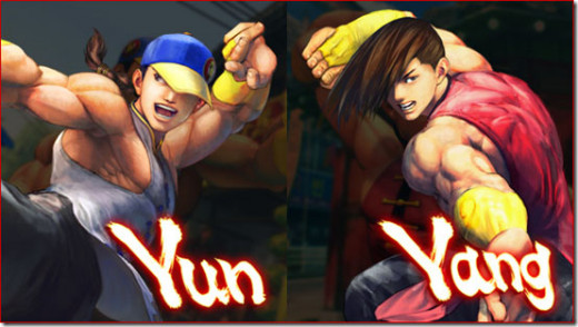 Twins Yun and Yang join the fight via DLC