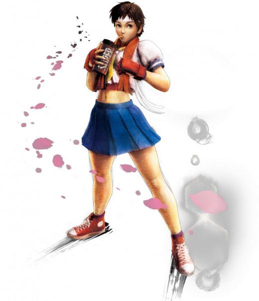 Fan favorite Sakura makes returns once again