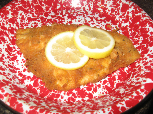 Fried Grouper