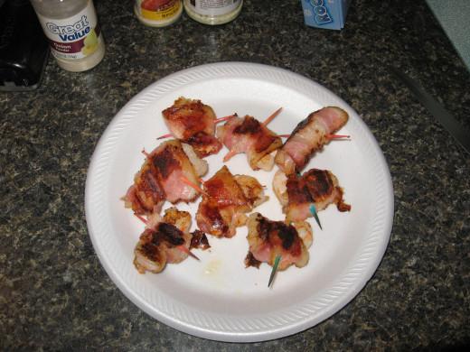 Bacon-Wrapped Shrimp