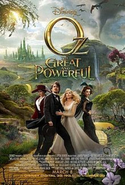 Ka-Tet's Movie Review: Oz The Great And Powerful
