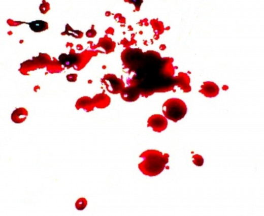 Blood is an important symbol in Shakespeare's Macbeth.