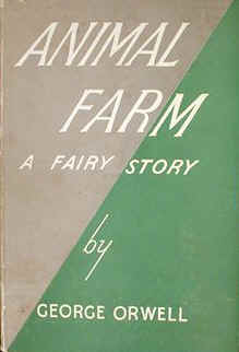 George Orwell's 'Animal Farm' is an example of an allegorical novel.