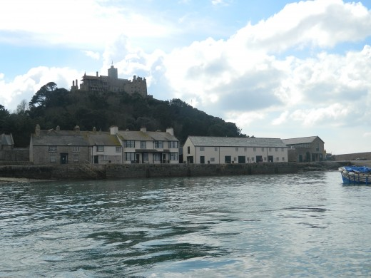 Make sure you allow time for visiting places like ST Michaels Mount. There is easy parking for campervans .