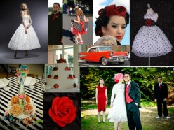 Rock and Roll Wedding: Ideas for a Wedding Inspired by Different Rock Genres