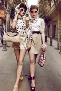 Pinterest Interests- Fashion Trends: Hot in Polka Dot