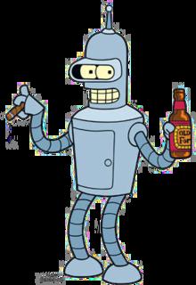 """Bender (""""Futurama"""")"""