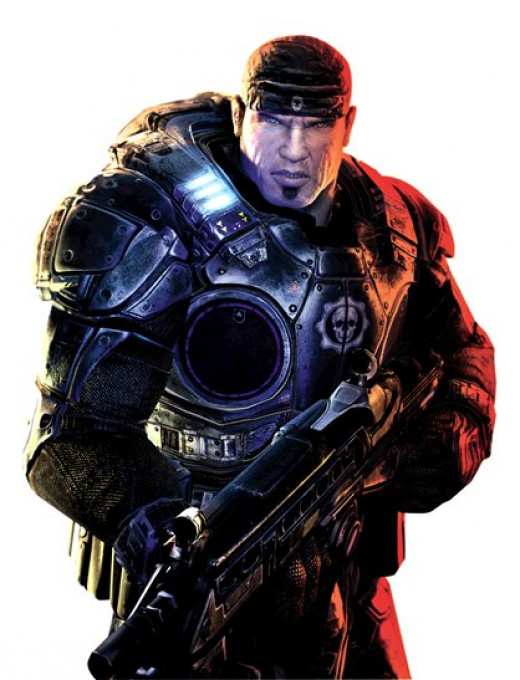 "Marcus Fenix (""Gears of War"")"