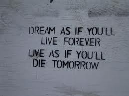 Live Strong or Die Trying..
