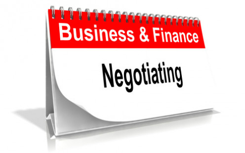 Business and Finance Negotiating