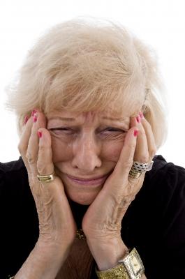 """""""Crying Old Lady"""" courtesy of imagerymajestic at www.freedigitalphotos.net"""