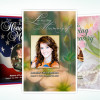 Memorial Funeral Programs and Templates