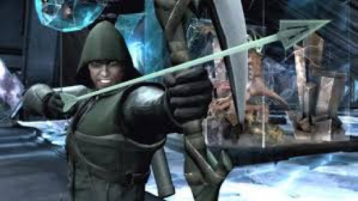 I won't lie, I like the Green Arrow's costume
