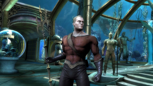 Flashpoint costume (Aquaman; Season Pass)