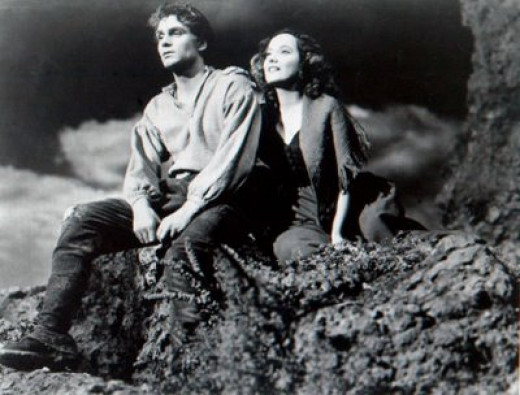 Heathcliff and Catherine