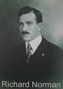 Richard K Norman, Jacksonville filmmaker.