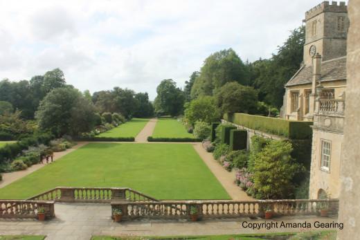 Front Garden, Dyrham Park, Bath, England