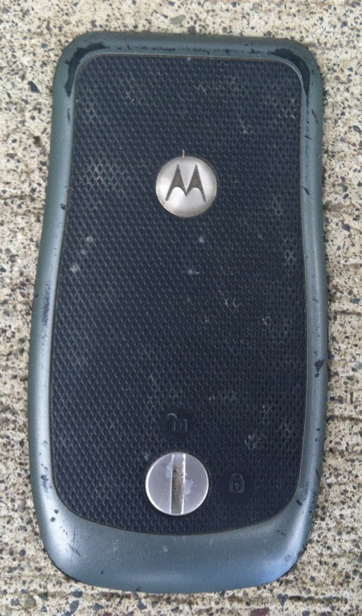 Motorola Cellphone Panel