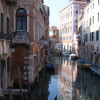 Watercolour paintings of Venice