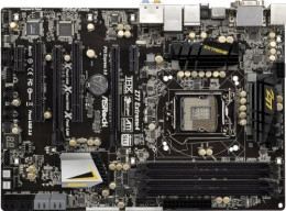 The ASRock Extreme 4 Z77 LGA 1155 Motherboard is one of the most popular of 2013 thus far. It received the Tom's Hardware Approved Award.