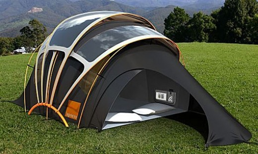 Ultimate Frame Tent Design