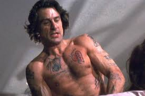 Robert De Niro received an Academy Award nomination and a Golden Globe Nomination for the movie Cape Fear.