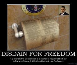 """Constraining"" Obama"