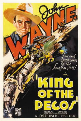King of the Pecos (1936)